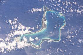 礁湖とは - goo Wikipedia (ウィキペディア)