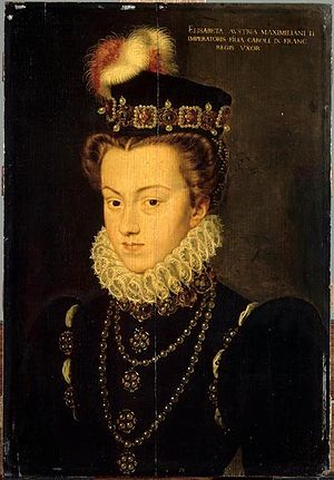 Elisabeth of Austria, Daughter of Maximillan I...