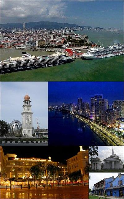 George Town, Penang - Wikipedia