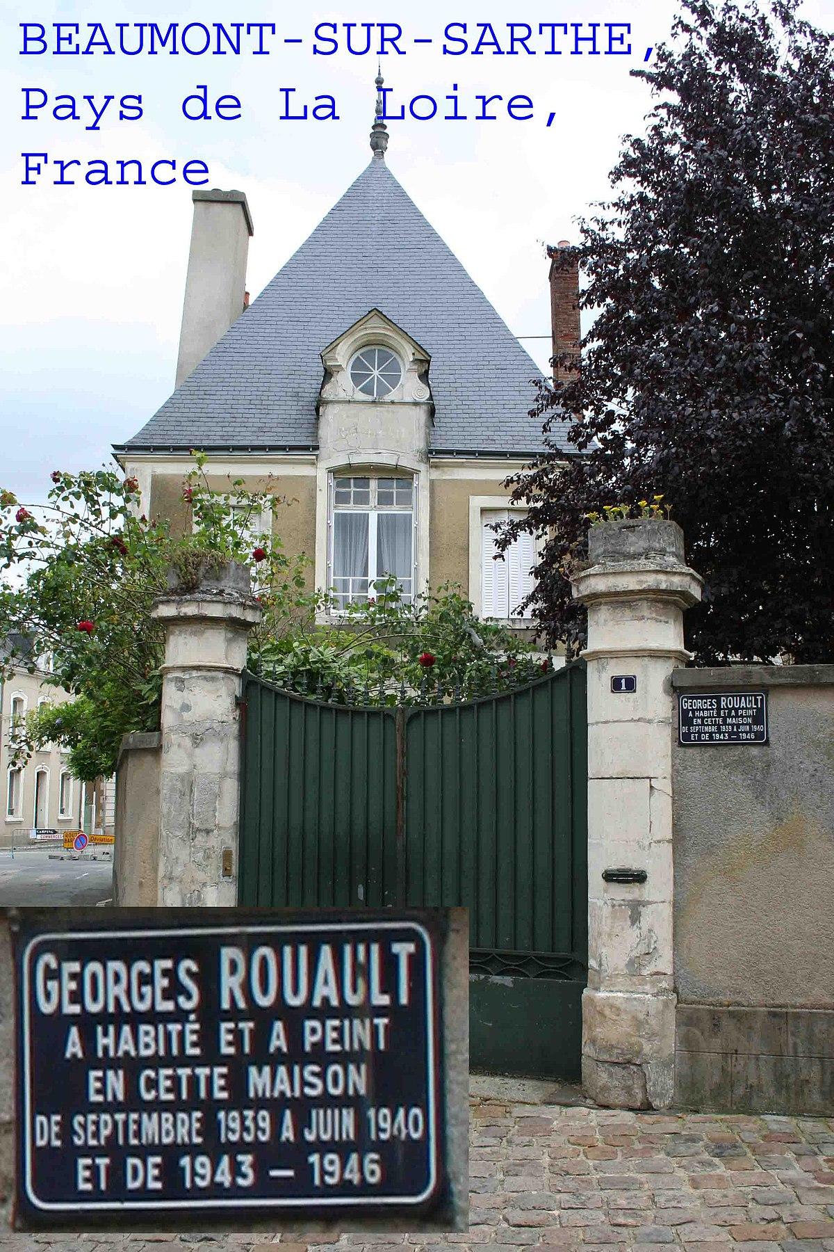 Georges Rouault  Wikipedia la enciclopedia libre