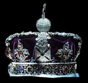 Die Imperial State Crown