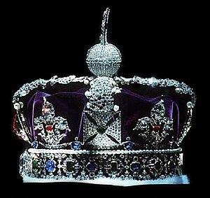 Die Imperial State Crown
