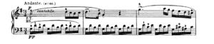 Wolfgang Amadeus Mozart – 2º movimento da Sona...