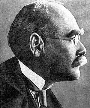 Rudyard Kipling, the famous novelist was a res...