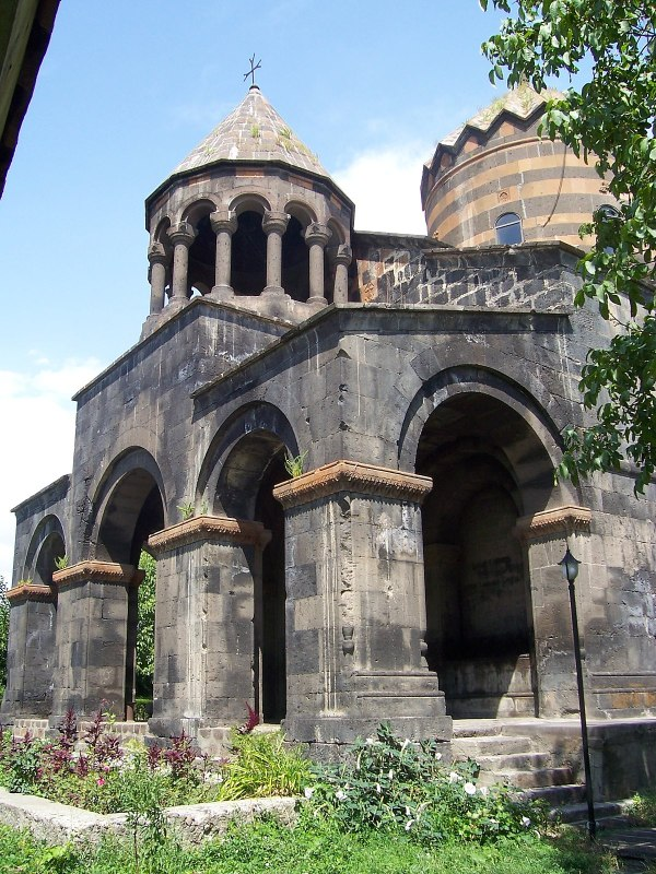 Gevork Monastery St.