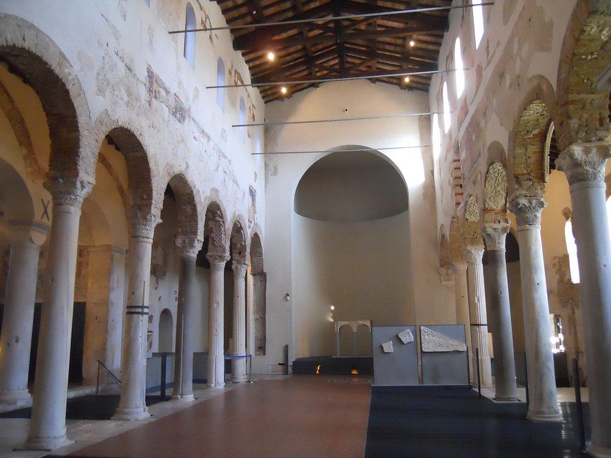 Chiesa di San Salvatore Brescia  Wikipedia