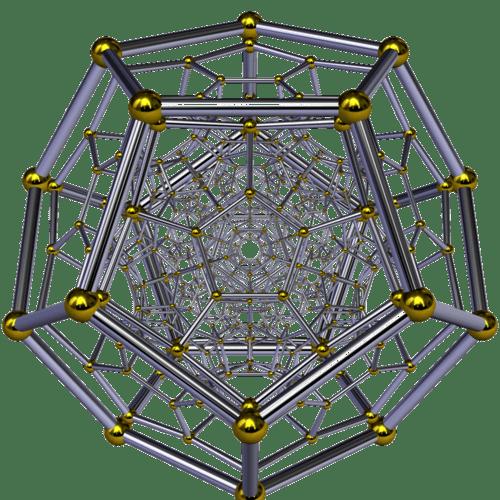 Schlegel wireframe 120-cell