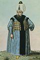Minh hoạ về Selim II trong sách của John Young