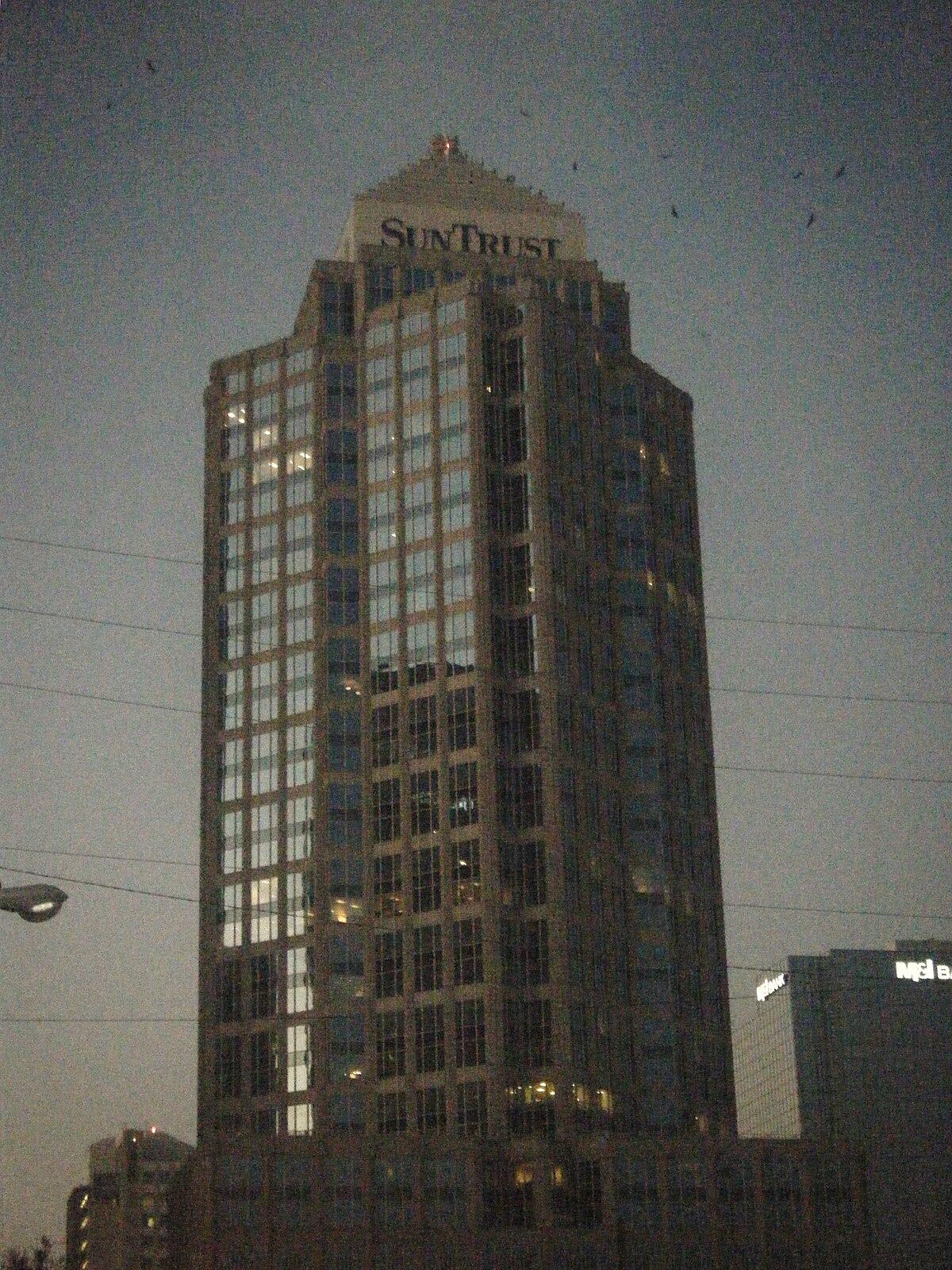 Suntrust Financial Centre Wikipedia