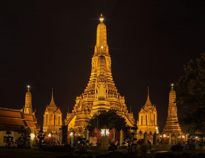 Templo Wat Arun, Bangkok, Tailandia, 2013-08-22, DD 37