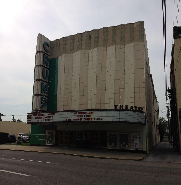 The Crump Theatre  Wikipedia