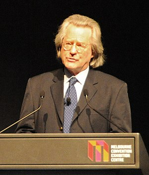AC Grayling speaking at 2010 Global Atheist Co...