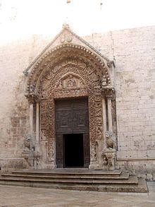 Cattedrale di Santa Maria Assunta Altamura  Wikipedia