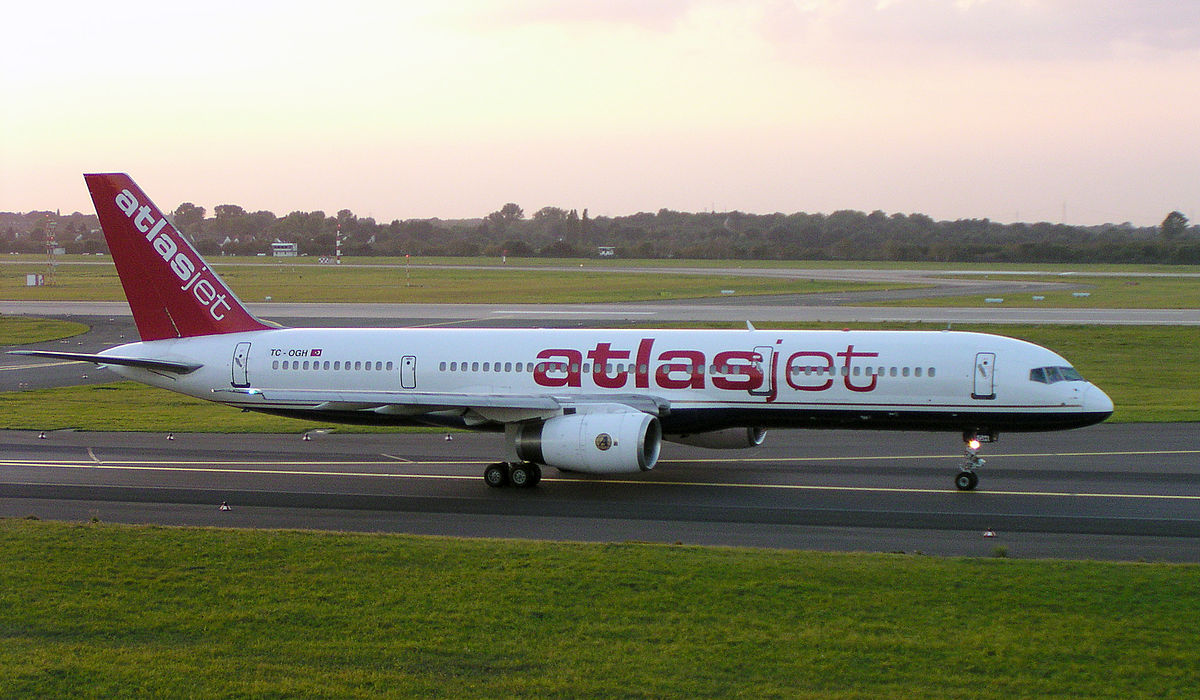 Top 10 World's Cheapest Airlines 2017: Atlasjet
