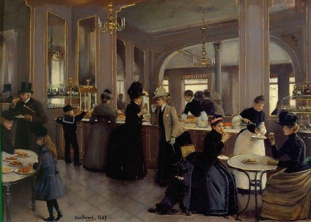 """La Pâtisserie Gloppe"" by Jean Béraud"