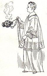 encensoir  Wiktionnaire