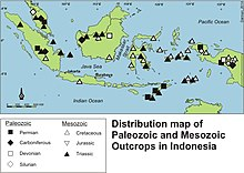 Geology of Indonesia - Wikipedia, the free encyclopedia