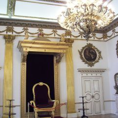 Windsor Chair With Arms Memory Foam Desk Viceregal Throne (ireland) - Wikipedia