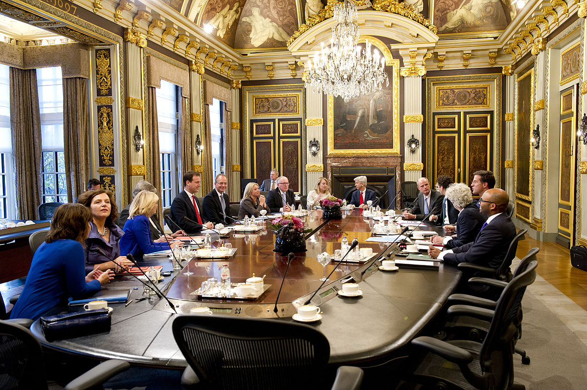 Council of Ministers Netherlands  Wikipedia