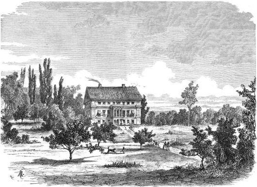 Baldersnäs cirka 1870