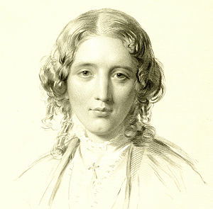 Portrait of Harriet Beecher Stowe Deutsch: Die...