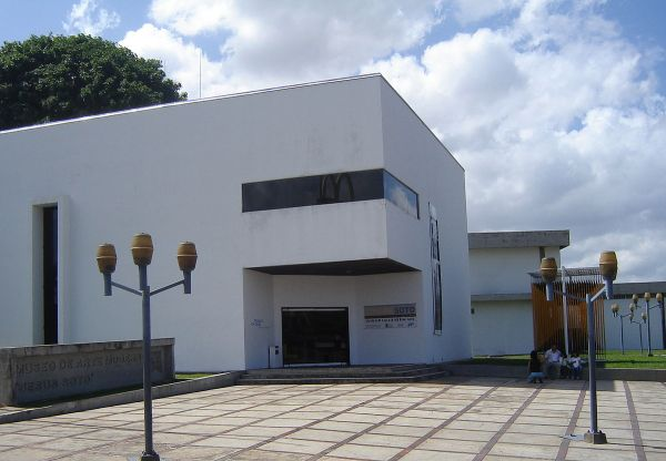 Jesus Soto Museum of Modern Art