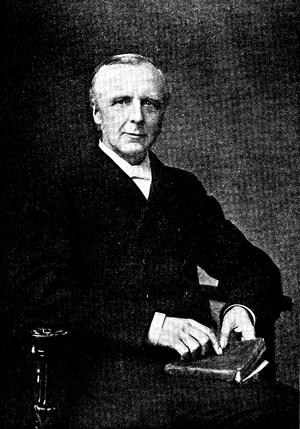 English: Portrait of Frederick Brotherton Meye...