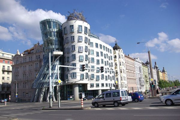 Dancing House - Wikipedia