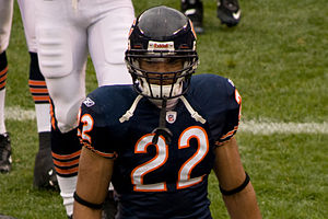 Matt Forté of the Chicago Bears