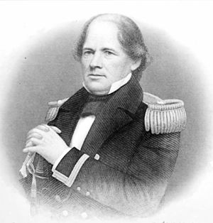 English: Matthew Fontaine Maury, USN, after go...