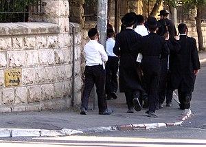 Meah Shearim, Jerusaelm