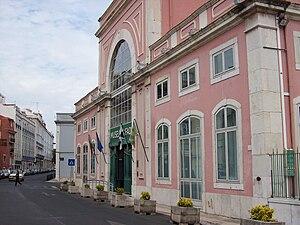 Museu do Fado (Fadomuseum) in Lissabon (Portugal).