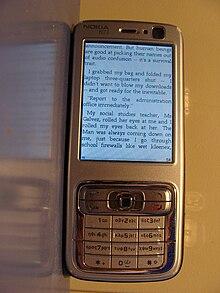 N73 ebook reader 8MP.JPG