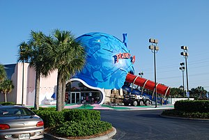 English: Planet Hollywood at Myrtle Beach, Sou...