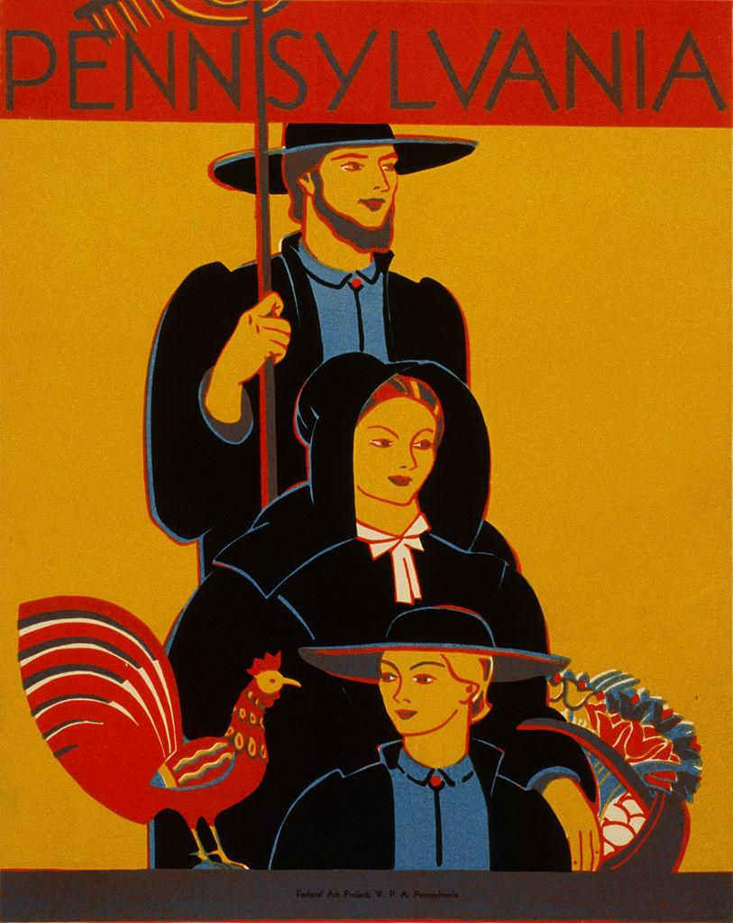 File Pennsylvania Wpa Poster Ca 1938 Jpg Wikimedia
