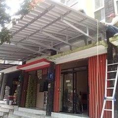 Baja Ringan Teras Rumah Kanopi - Wikipedia Bahasa Indonesia, Ensiklopedia Bebas