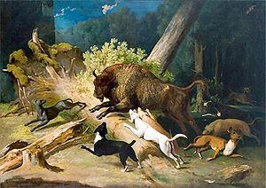 Ruseckas-Stumbro medžioklė