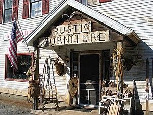 Rustic Furniture, Jamaica, Vermont (113888296)