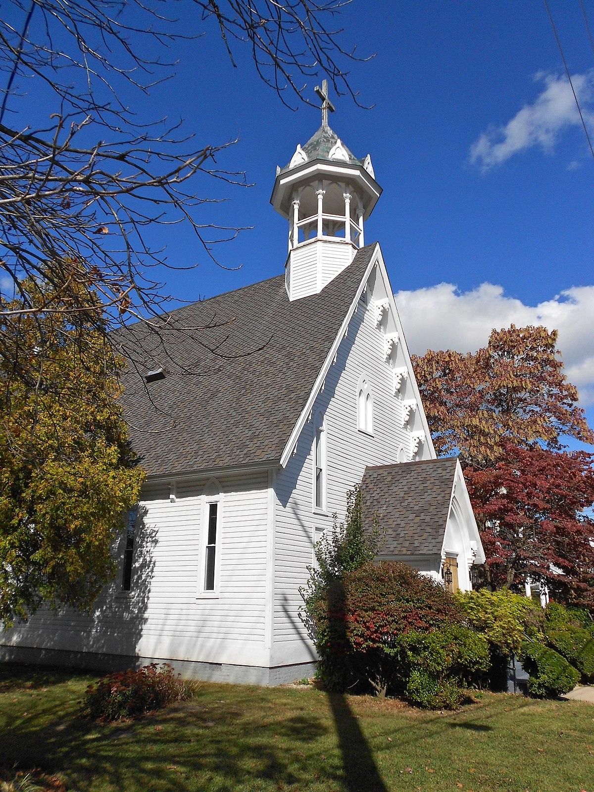 St Joseph S Church Middletown Delaware Wikipedia