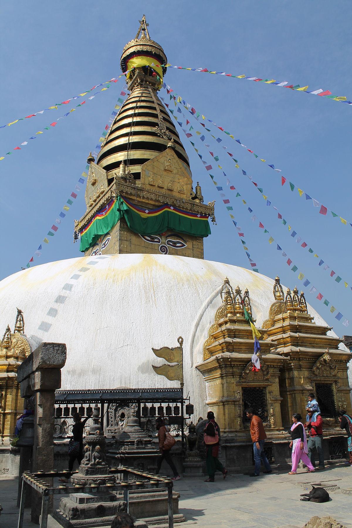 Swayambhunath  Wikipedia