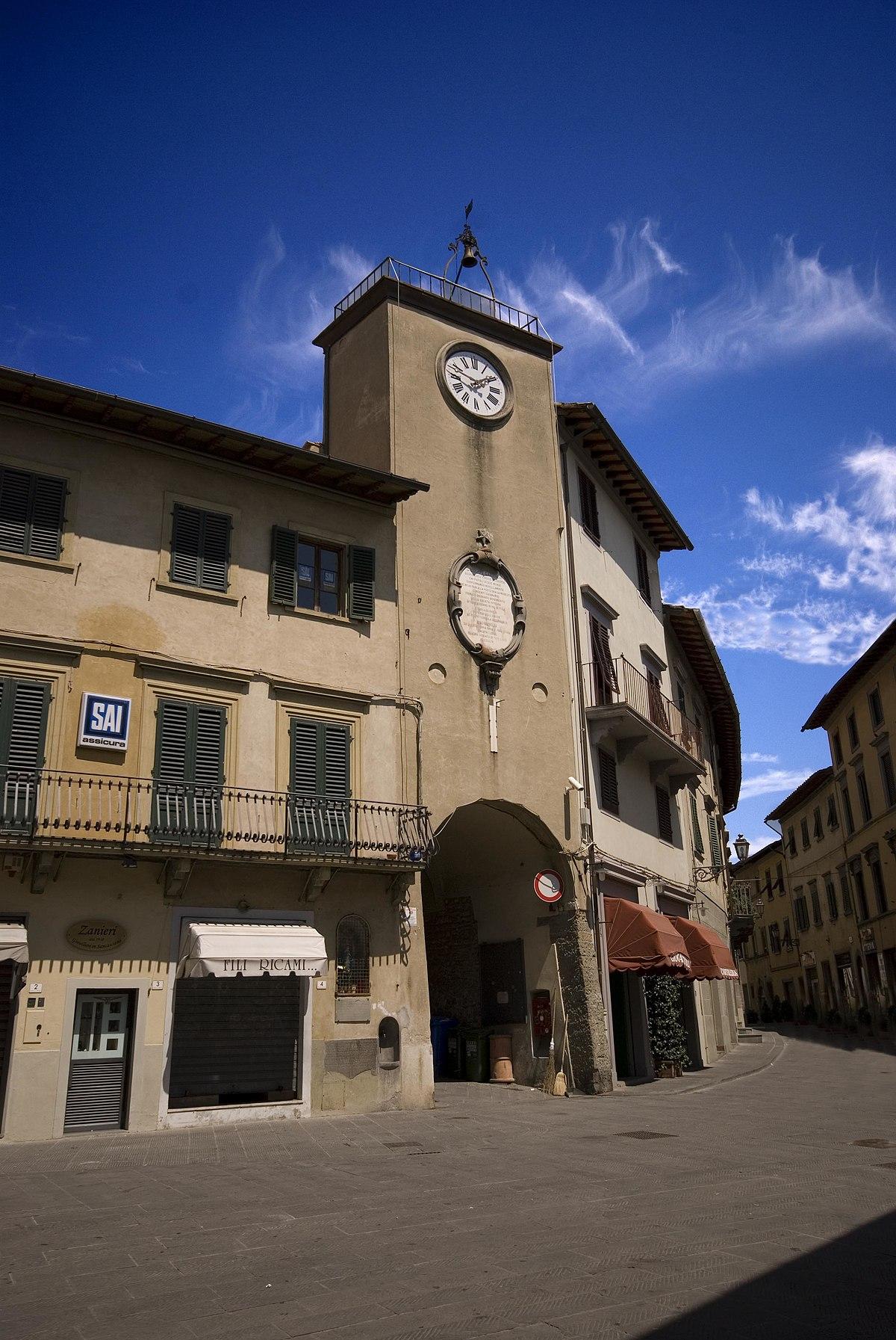 San Casciano in Val di Pesa  Wikipedia wolna encyklopedia