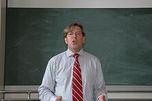 Der Journalist und Buchautor Udo Ulfkotte am 1...