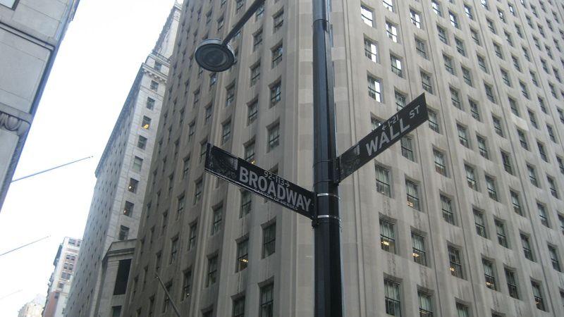 corner of Broadway & Wall Street, tax haven, USA