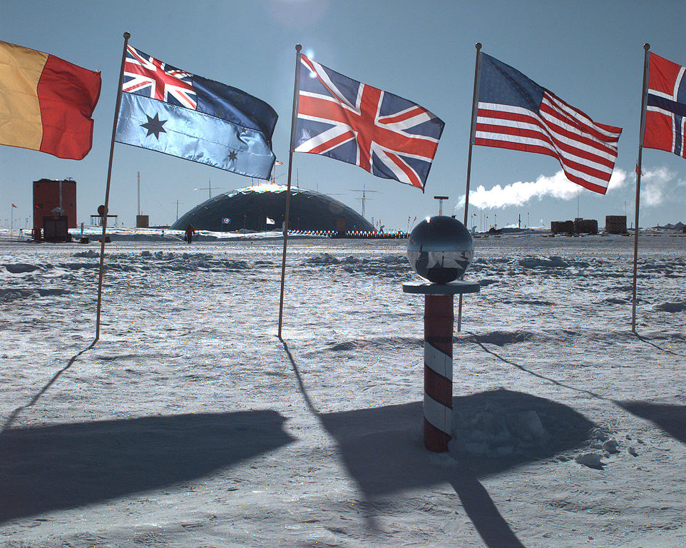 Image result for United States Amundsen–Scott South Pole Station