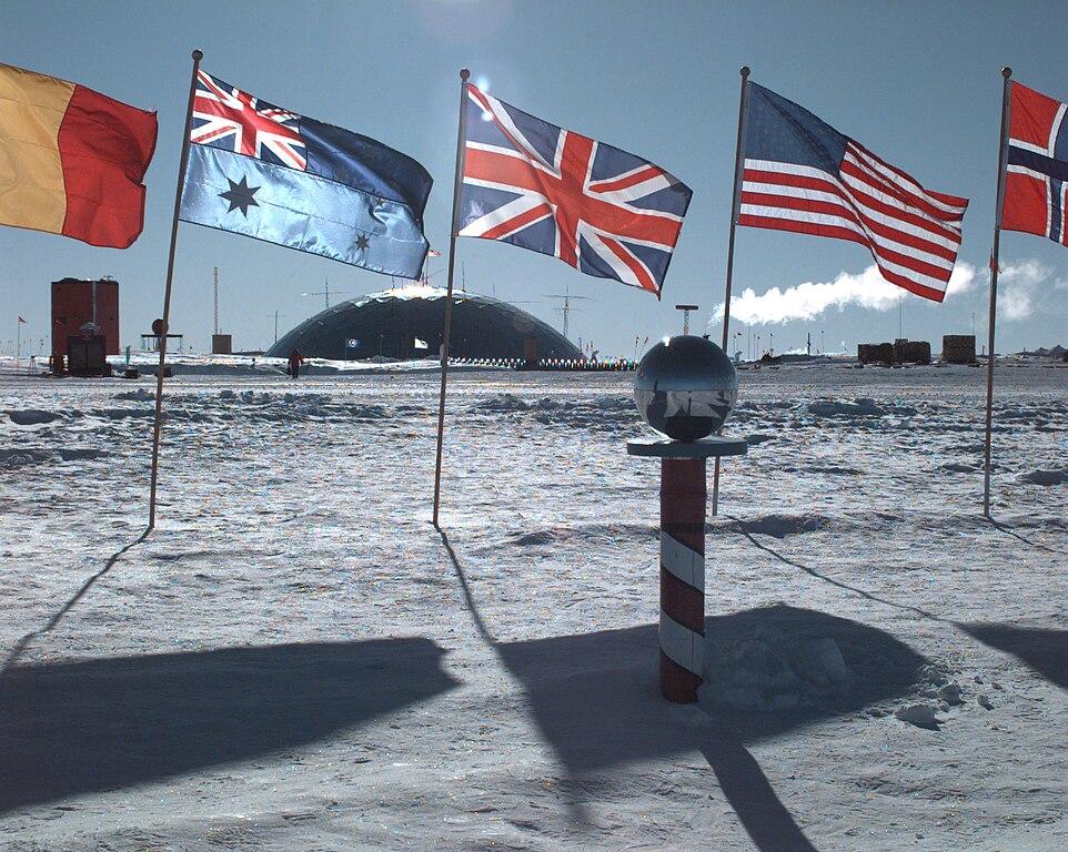 Image result for United StatesAmundsen–Scott South Pole Station