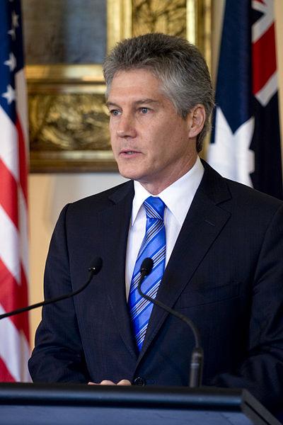 Stephen Smith, mantan Menteri Luar Negeri Australia (Wikipedia.com)