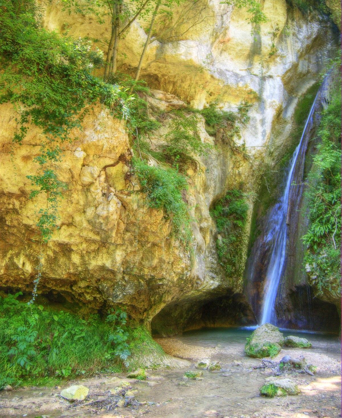 Parco delle cascate di Molina  Wikipedia