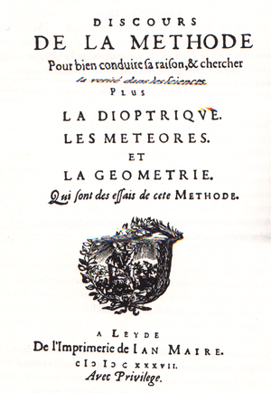 Discourse on Method by René Descartes