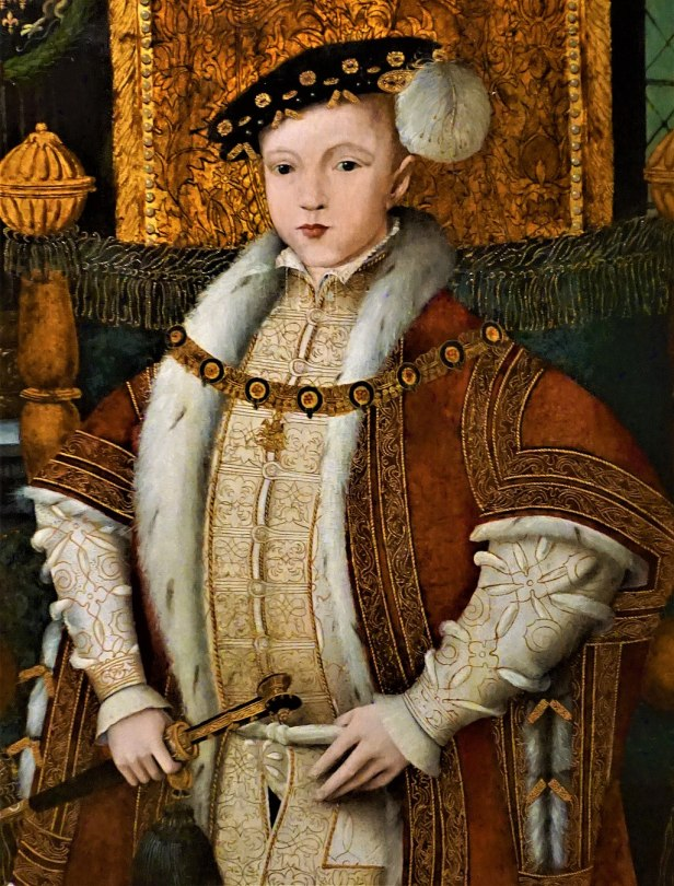 Edward VI of England - Joy of Museums - National Portrait Gallery, London - 2