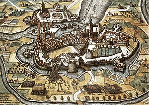 L'Escalade à Genève, 1602. The Escalade in Gen...